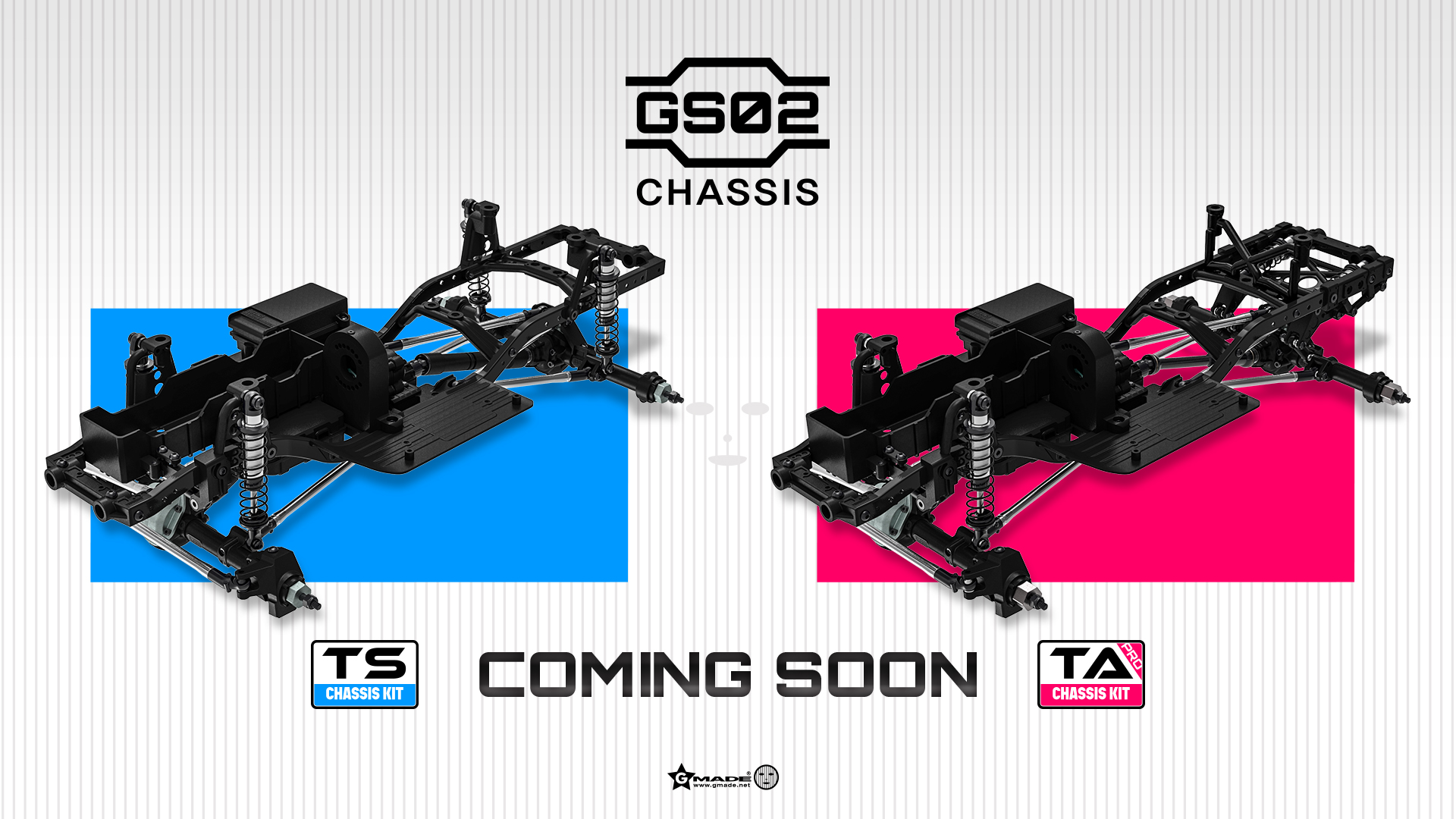 GMADE GS02 Chassis kits! - RCCrawler